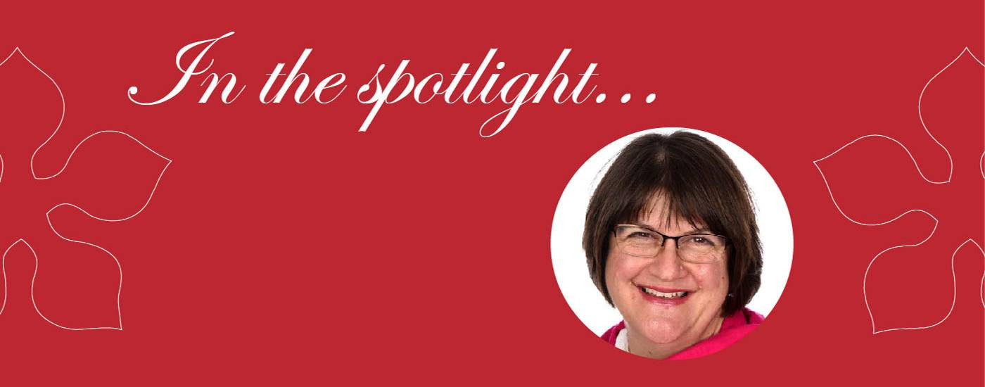In the Spotlight - Linda Ternouth