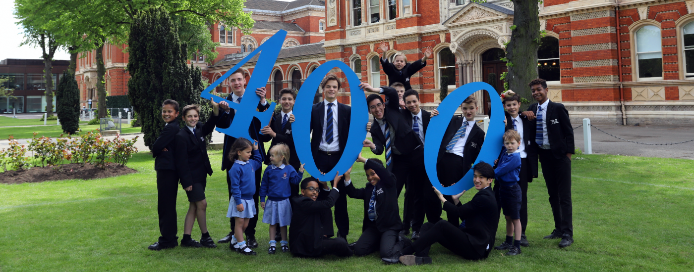 400 years of Dulwich College history