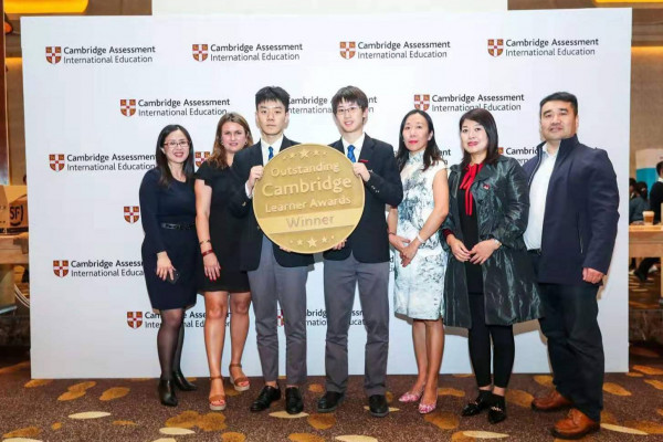 Dulwich College International students recognised with A Levels and IGCSE awards