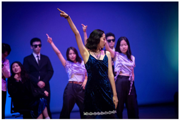 Sixth annual Dulwich Shakespeare Festival held at Dulwich College (Singapore)
