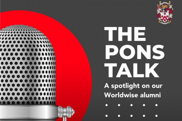 德威播客The Pons Talk培养造就未来的全球领袖
