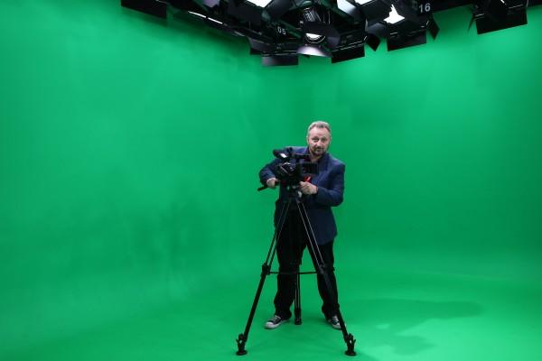 IB film studies teacher Darren Ormandy DCB
