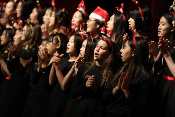 DCB Christmas Concert 2020