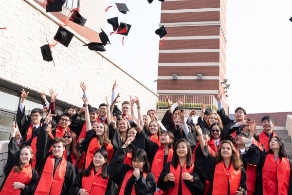 Dulwich College Suzhou Class of 2019 results