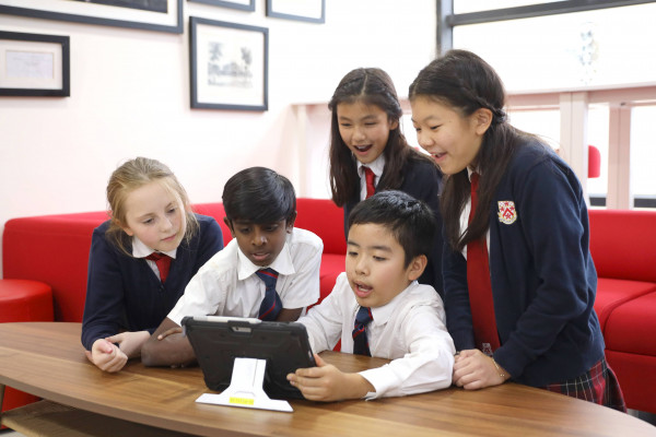 Online Learning at Dulwich College Shanghai Pudong