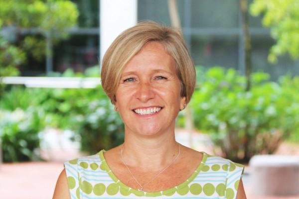 Headshot of Ruth Taaffe