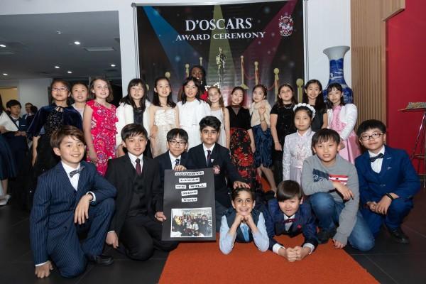 Dulwich College Suzhou D'Oscars