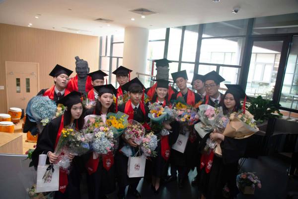 International school suzhou graduation