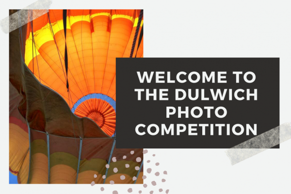 Welcome to the Dulwich Photo Competition
