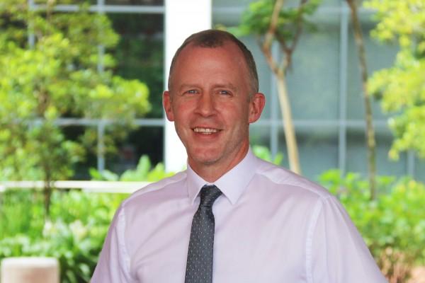 Headshot of Mike Smith