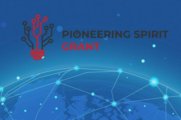 2019 Pioneering Spirit Grants announced