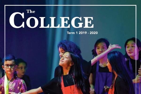 College Magazine Term 1 2019-2020