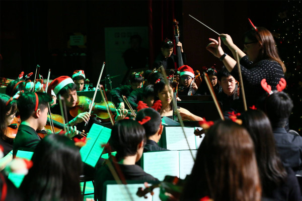 Dulwich College Beijing - Christmas 2019