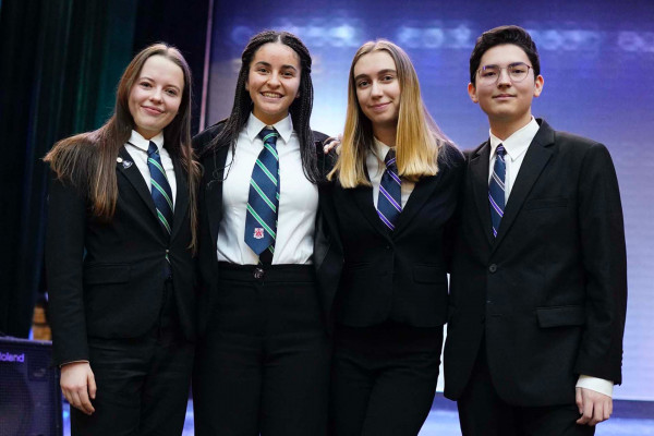 Leading the Way: Meet Your 2020-2021 Prefects