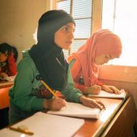 Refugee Response CCA Raises Funds for Choose Love image