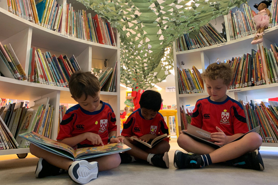 Dulwich Libraries image