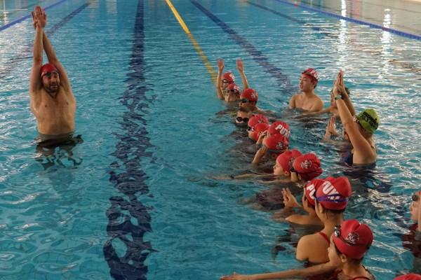 德威浦西的游泳课程 image