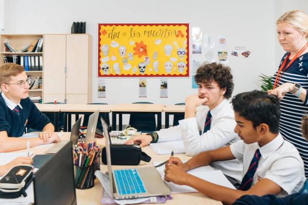 中学部 image